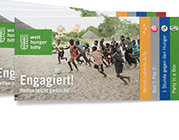 Registerflyer | Deutsche Welthungerhilfe