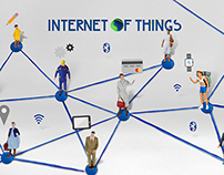 Internet Of Things (I.O.T)