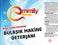 Emmily - Dish Clean Machine