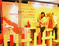 Network Directorate Booth Design
