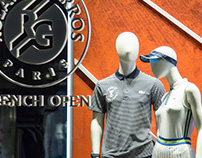 Lacoste - French Open Tennis