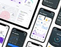 LOCUS - Smart City Application