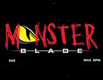 Monster Blade Brand