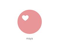 MAYA - Usability Report