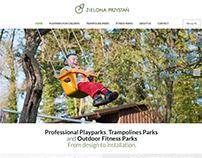Playparks for children