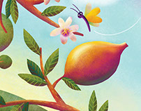 The Seed, fairytale