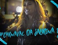 Carnaval da Sabrina - Reality Show