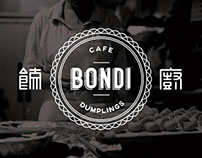 Cafe Bondi Branding