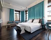 Advantage rooms and Suits, Métropole Geneva by IDA14