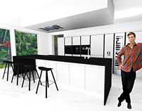 Kitchen design / SieMatic / Marbella