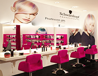 3D Salon Concepts Design