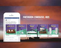 Facebook Ads_Carousel_Free PSD
