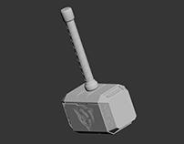 Thor Hammer (Mjolnir)
