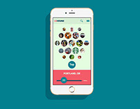LoHound App Design