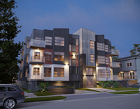 Multifamily House Project in Calgary, AB