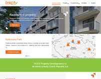 Linkcity.cz - property development company