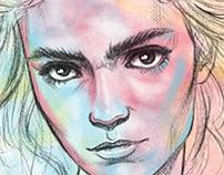 Grimes | Portrait