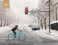 My biking stories
