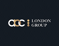 ABC London Group - visual identity