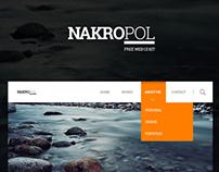 Nakropol - Free Web UI KIT / PSD