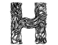 """Amoeba Type """"H"""""""