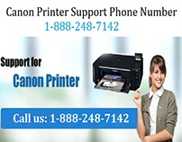 Canon Printer Support Phone Number 1-888-248-7142