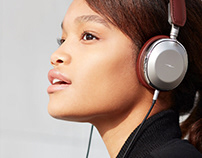 Shinola Headphones