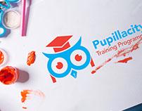 Pupillacity Training Programme - Logo Design