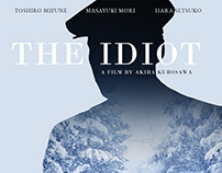 The Idiot Movie Poster