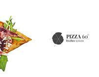 Pizza 60 freebee system