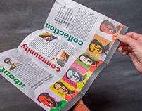 Warhol Museum Brochure (Concept)