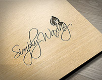 Simply Waxing Logo