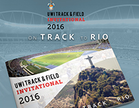 UWI Track & Field Invitational 2016 Magazine