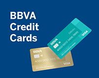 BBVA Credit Cards