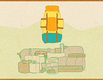How to Actually Pack Your Backpack (Infographic)