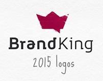 BrandKing logos '15