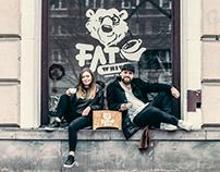 FatWhite Coffee shop