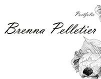Creative Portfolio : Brenna Pelletier