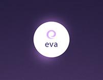 Eva. Blockchain voice assistant | web, identity
