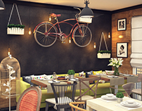 Vintage Cafe