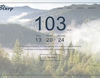 Slurp Coming Soon HTML Template