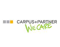 Carpus + Partner We Care Logo Animation