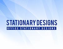 Stationary Designs