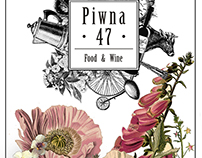 Piwna Cocktail Menu
