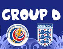 Brazill 2014 fantasy kits group D