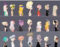 Lady Gaga, Vanity Fair Italy