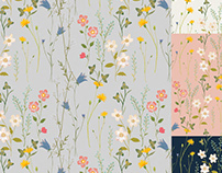 Meadow Pattern Design