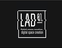 Promo video for digital agency Lab01. Part 1