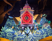Sotheby's Holiday Windows