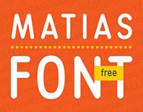 Matias Free Font